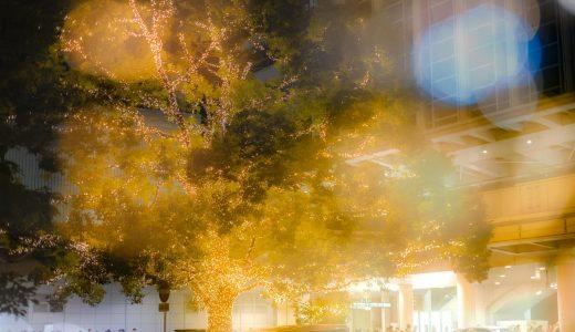 名古屋駅周辺のイルミネーションを撮影してきました(2019)