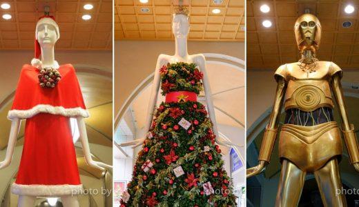 クリスマスシーズンのナナちゃん人形【過去写真あり】