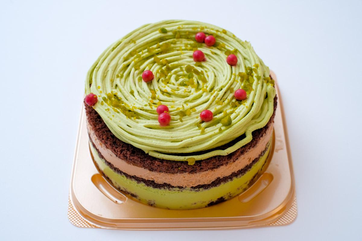 PISTA&TOKYOのホールケーキ