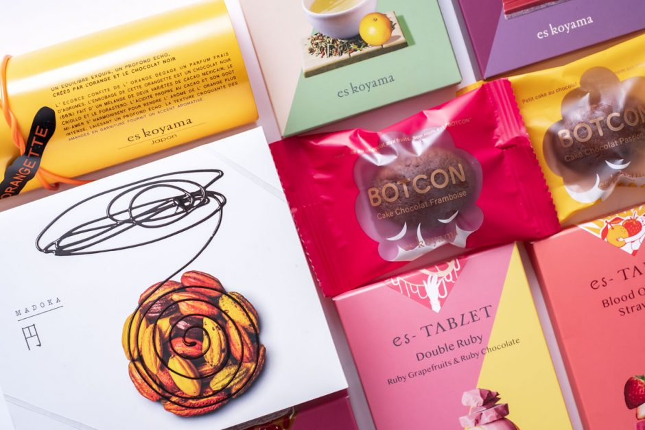エスコヤマのバレンタイン商品